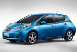 Nissan Makes Full-Fledged Effort to Increase EV Sales in China