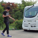 Autonomous Bus Investigation Committee Offers Tokyo Test Rides of Navya Arma Shuttle