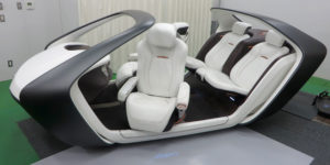 Adient to Develop New Seat System for Next Generation of Self-Driving Cars