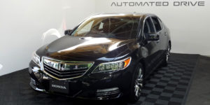 Honda Turns to Continental as Sole Parts Provider for New Driver Assist System