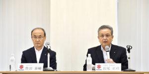 Suzuki Posts Record Profits in First Quarter