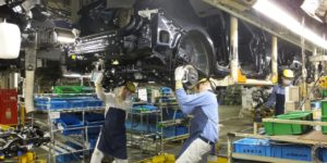 JAMA Report: Japanese Automobile Production and Exports Increase in First Half of 2017