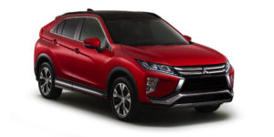 Mitsubishi Motors Hopes Half of Eclipse Cross Buyers Will Be New Customers