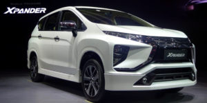 Mitsubishi Enjoys Robust Orders in Indonesia for New Expander