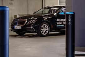 Bosch Earmarks Two Self-Parking Technologies to Debut in Japan by 2019