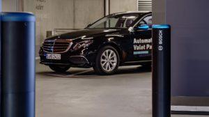 Bosch Earmarks Two Self-Parking Technologies to Debut in Japan by 2019