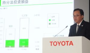 Toyota Upwardly Revises Projections for 2017 on Back of Strong First Quarter