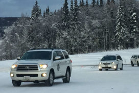 Toyota to Kick off Fourth Leg of Five Continents Drive Project in Europe