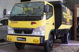 Mitsubishi Fuso Targets 50% Share of Indonesian Market