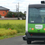MLIT Begins Trial Program for Self-Driving Bus Service at Roadside Rest Areas