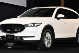 Mazda Begins Taking Pre-Orders for New Japanese-Market CX-8 SUV