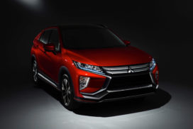 Mitsubishi Motors to Launch New Clean Diesel Engine SUV in Europe