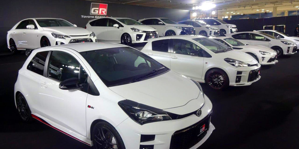 Toyota Unveils Gr Sports Car Range Announces Opening Of 39 Sales
