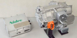 Nidec Develops New Traction Motor System for Reduced Size and Weight in Electric and Plug-in Hybrid Cars