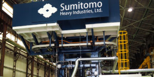 Sumitomo Heavy Industries to Promote New Production System to Auto Parts Makers
