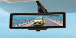 Panasonic AIS, Ficosa Team up to Develop Electronic Rearview Mirror