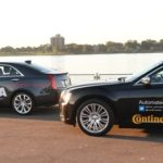 Continental and Magna International Complete First Border-Crossing Autonomous Driving Test