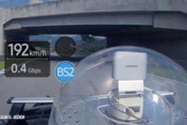 KDDI, Samsung Break Speed Record in 5G Handover Test