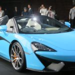 New McLaren 570S Spider Makes Asian Debut in Yokohama