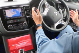Panasonic AIS, Mitsubishi Electric Contribute to Autonomous Driving Development – Part 3