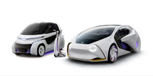 Toyota to Turn Concept-i AI Car Into Series, Targets 2020 for Road Tests
