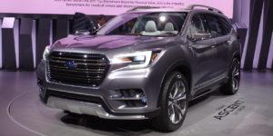 Kasai Kogyo Wins First Order from Subaru's US Plant