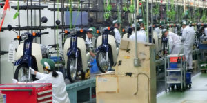 Honda Brings Production of Super Cub Motorcycle Back to Japan