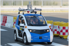 Panasonic AIS, Mitsubishi Electric Contribute to Autonomous Driving Development – Part 1