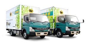 Mitsubishi Fuso to Supply Electric Trucks to Seven-Eleven, Yamato Transport