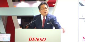 Denso Reveals Plans to Invest 500B Yen Into Car Electrification, Self-Driving