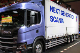 Scania to Launch Completed Vehicle Business in Japan, Leveraging Short Delivery Times