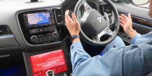 Panasonic AIS, Mitsubishi Electric Contribute to Autonomous Driving Development – Part 4