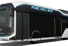 Toyota Announces Two New FCV Concept Models