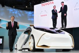 Toyota Aims to Develop Feasible All-Solid-State Batteries by Mid-2020s