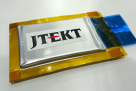 Jtekt Develops Ventures Into Automotive Devices With New Capacitor Featuring High Heat Resistance