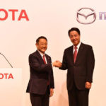 Toyota-Led Alliance Progresses Toward Structural Decisions for New EV Company