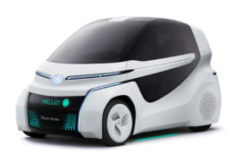 Toyota Sees Path to Continued Success in Age of Electrification