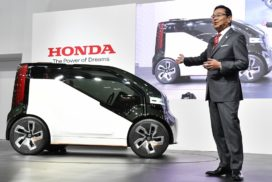 Honda and SoftBank to Team up on 5G Development