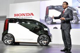 Honda and SoftBank to Team up on 5G Development