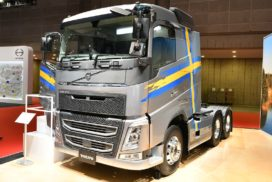 Volvo Trucks Partly Separates From UD Trucks Before Japanese Operations Boost