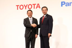Toyota and Panasonic to Explore Partnership in Automotive Battery Business