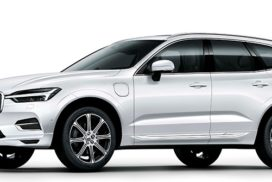 Volvo XC60 Wins Car of the Year Japan Award