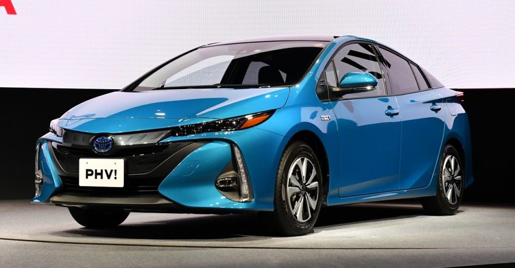Toyota Targets 5.5 Million Electrified Vehicle Sales per Year for ...