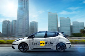 Nissan, DeNA Plan Field Tests for New Driverless Mobility Service