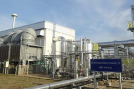 Nippon Steel & Sumikin Engineering Introduces Cogeneration System at Thai Honda Plant