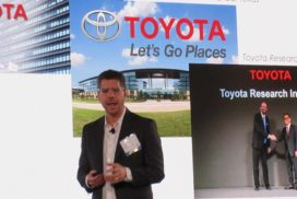 Toyota AI Ventures' Jim Adler Discusses Tech Disruption at Automotive Executive Forum