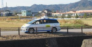 Aichi Prefecture Plays Host to Level 4 Autonomous Driving Test