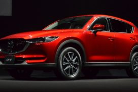 Mitsubishi Chemical's Engineering Bioplastic Adopted for Use on Mazda CX-5