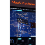 Denso Unveils New MaaS Technology at CES 2018
