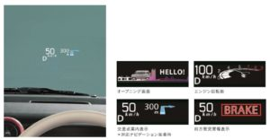 Denso Set to Commercialize HUD for Kei-Class Cars